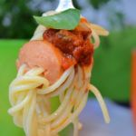 Spaghetti Hot Dog Hot Dog Spaghetti, Hot Dogs, Ethnic Recipes, Food, Kitchens, Essen, Meals, Yemek, Eten
