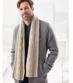 How To Knit A Chestnut Street Scarf