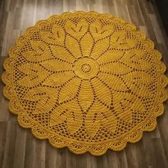 After my last post on Filet Crochet , I started working th Free Crochet Doily Patterns, Crochet Doily Rug, Crochet Bedspread, Crochet Tablecloth, Crochet Home, Thread Crochet, Crochet Designs, Hand Crochet, Unique Crochet