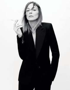 The Gentlewoman - Phoebe Philo styled by Camilla Nickerson