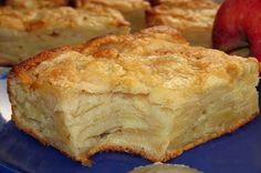 Prăjitură aerată cu mere - atât de fină și gustoasă, încât se topește în gură! - Bucatarul Russian Desserts, Russian Recipes, Italian Recipes, Apple Pie Pastry, Pastry Cake, World's Best Food, Good Food, Pie Recipes, Cooking Recipes