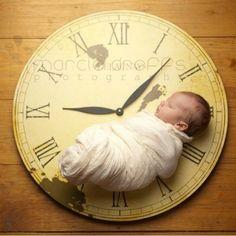 Newborn Time of Birth - way too cute.