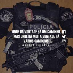 Motivação pm 😎 Thug Life, Punisher, Girl Power, Sentences, My Dream, Texts, Police, Military, Pula