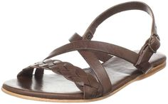 Simple comfy looking sandals.