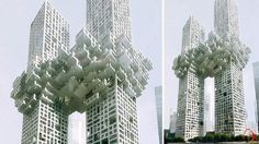 Seoul's New Tower Seems Familiar, and Not in a Good Way
