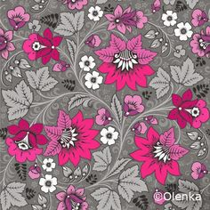 Pattern by Olenka: Art Licensing from My Seat on the Bus: Pattern Parade