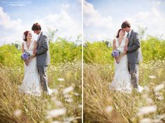Beautiful series of wedding shots, and in MI too! Kristy Berends Photography