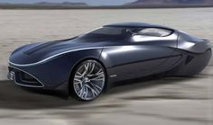Chanel Fiole Concept Car by Jinyoung Jo