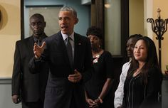 AFRICAN AMERICAN REPORTS: President Obama on the Re-entry Process of Formerly Incarcerated Americans