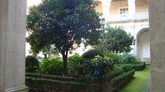 Claustros do antigo Colégio Salesiano de Arouca