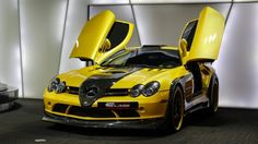 #Hamann-Tuned #MercedesBenz #SLR #McLaren Available In #Dubai