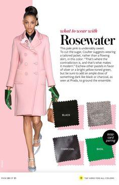 """Блог """"сама себе стилист"""" о моде, стиле, цветотипах, типах фигур."""