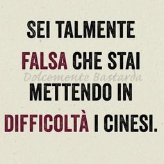 Italian Humor, Italian Quotes, Sarcastic Sentence, Funny Images, Cool Words, Sentences, Funny Jokes, Lol, Thoughts