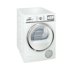 Buy Siemens Heat Pump Condenser Tumble Dryer, Load, A+++ Energy Rating, White from our Tumble Dryers range at John Lewis & Partners. Tambour, Laundry Appliances, Home Appliances, Bosch Siemens, American Fridge Freezers, Tumble Dryers, Domestic Appliances, Pumps, Tecnologia