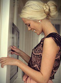 beautifull blonde hair