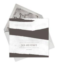 Kelly Wearstler X Paperless Post #Wedding Collection #paperlesspost #kellywearstler #bridal #wedding #invite