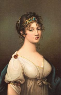 Her Royal Highness The Crown Princess of Prussia (1776-1810) née Her Serene Highness Duchess Louise of Mecklenburg, Princess of Mecklenburg-Strelitz