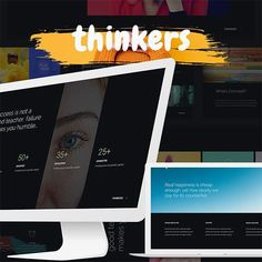 Buy Thinkers - Creative & Multipurpose Template (Keynote) by UDEA on GraphicRiver. ABOUT FULL MASTER SLIDE This is our new feature of the slide master. You just need to choose your favorite design of. Swot Analysis Template, Keynote Template, Presentation Design, Presentation Templates, Keynote Presentation, Data Charts, Creative Powerpoint Templates, Web Design, Graphic Design