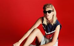 sports luxe fashion editorial - Google Search