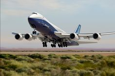 Boeing 747-8F freighter