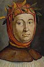 Tuscan poet & literary figure Petrarch