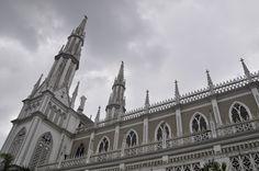 El Carmen Cathedral in Panama City, Panama