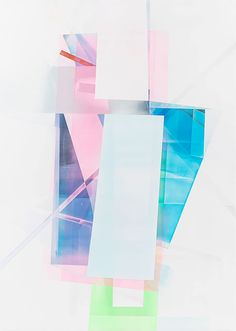 Geometric studies by Torben Giehler.
