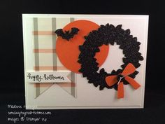 stampin up happy haunting - Google Search