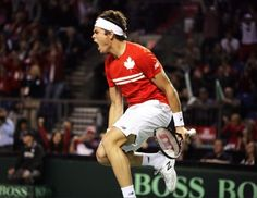 Milos Raonic (milosraonic) on Twitter -  Davis Cup