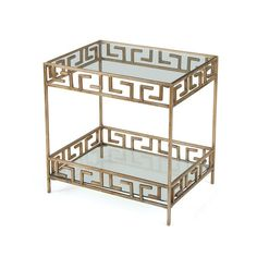 """Eclipse Home Collection Kistler Side Table 24"""" L x 18"""" W x 24"""" H"""