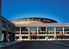 Marine Midland Arena - Buffalo, NY