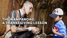 The Wampanoag: A Thanksgiving Lesson (Grades 3-5)