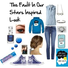 The Fault In Our Stars Inspired Outfit