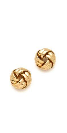Juliet  Company Forget Me Knot Earrings