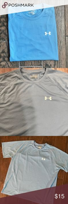 Men's Under Armour Loose Fit T-Shirt EUC UA Men's Loose fit t-shirt. Preloved but still in great condition.  ✔️Size XL ✔️100% Polyester. ✔️Machine was cold ✔️tumble dry low ✔️Do not Iron Under Armour Shirts Tees - Short Sleeve