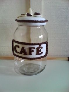 faço pote de café