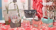 Boxes and Bags : SVG Files for Silhouette, Sizzix, Sure Cuts A Lot and Make-The-Cut - SVGCuts.com