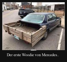 The first Woodie of Mercedes . Woodworking Hand Tools, Woodworking Furniture, Woodworking Plans, Woodworking Projects, Woodworking Videos, Mercedes Suv, Mercedes G Wagon, Auto Jeep, Cool Pictures