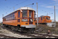 RailPictures.Net Photo: CNS&M 727 Iowa Traction Railroad Interurban at Mason City, Iowa by Richard Scott Marsh