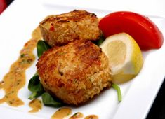 CC's Crab Cakes with Easy Lime Aioli | Recipes | Eat Well | Best Health