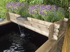 Raised pond water blade 73 backyard and garden pond designs and ideas