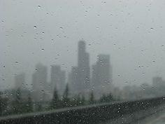 Rainy Seattle