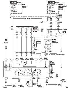 wiring diagram for 2000 jeep grand cherokee wiring Electric Fan Switch Wiring