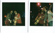 Jesse Lacey & Kevin Devine / two of my all time favorite musicians