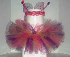 Butterfly Costume/Baby Tutu