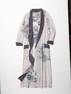 Free People Wow With The Pow Silk Kimono, $298.00