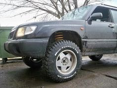 Image result for forester 2 inch lift