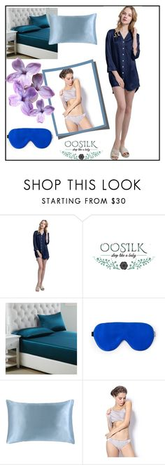 """""""OOSILK 6"""" by aazraa ❤ liked on Polyvore"""