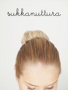 Maailman helpoin ohje sukkanutturan tekoon!    http://minna-rose.blogspot.fi/