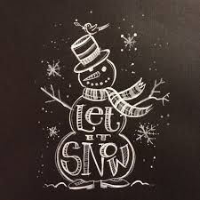 Image result for christmas chalkboard ideas